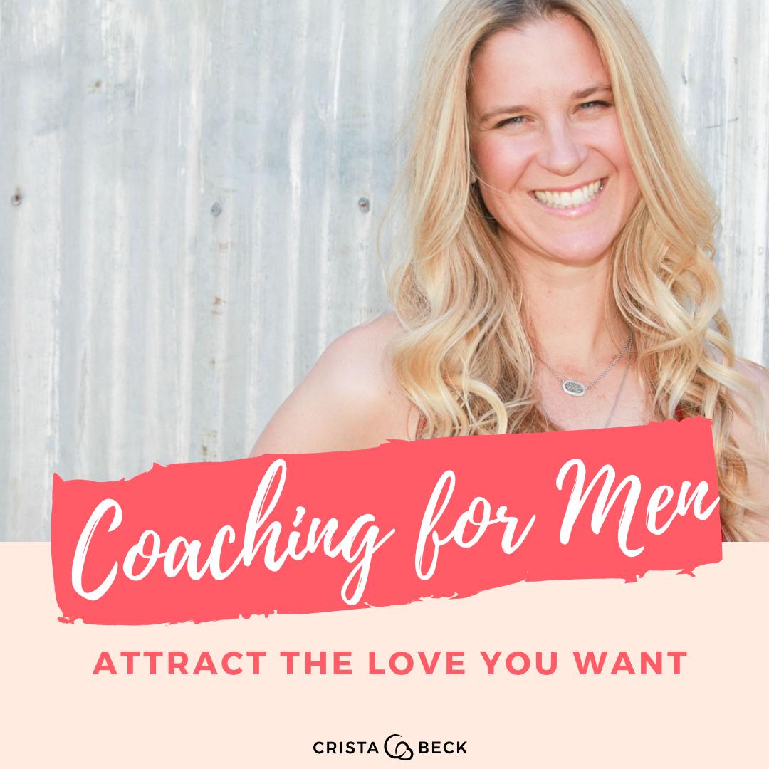 dating coaching for men